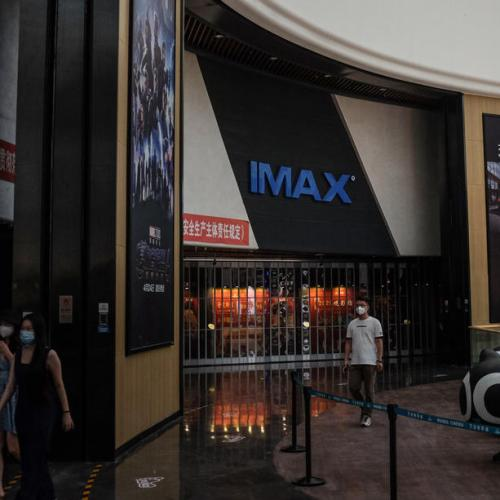 Warning movie-going could 'become extinct'