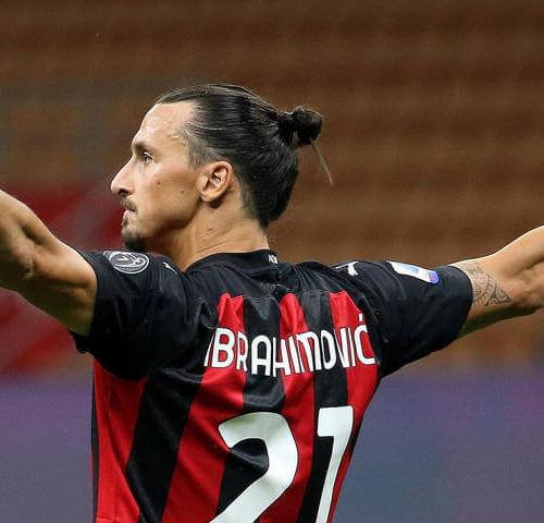 Ac Milan Zlatan Ibrahimovic recovered from coronavirus