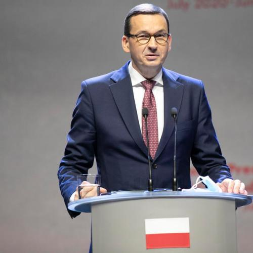 New faces, new jobs in Poland's government