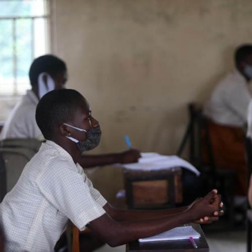 Back to school in Nigeria