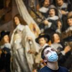 Dutch coronavirus cases jump 44% as hospitals feel strain