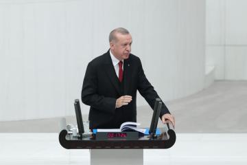 Turkish President Erdogan says to meet Greek PM in New York