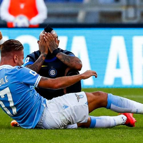 Serie A – Inter drop first points of the season against Lazio