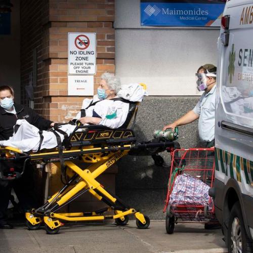 United States breaks daily coronavirus case record