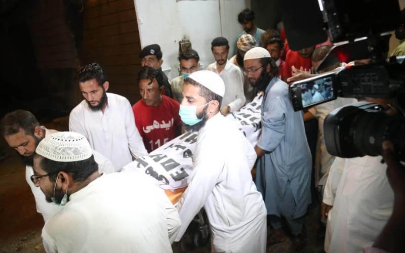 Pakistani renowned scholar killed in Karachi