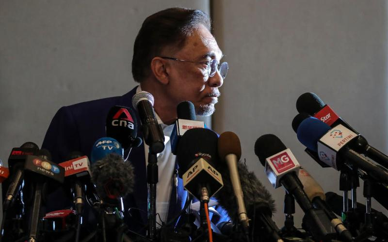 Malaysia's Anwar says he is facing 'malicious' probe