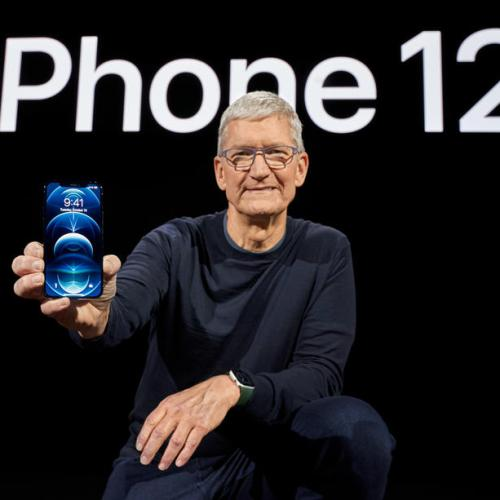 Apple launches iPhone 12
