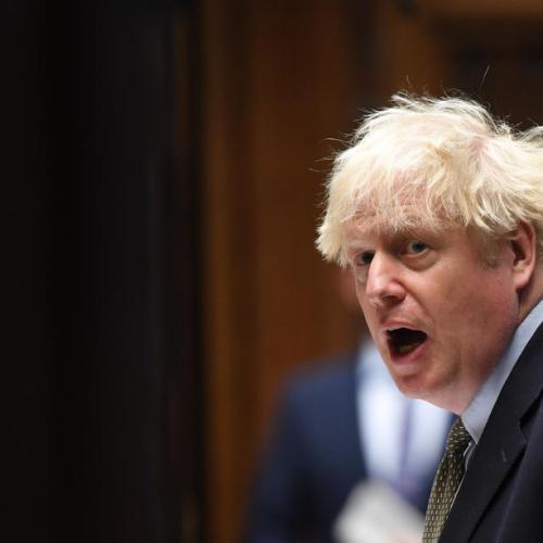 UK abandons Brexit free trade deal – Johnson