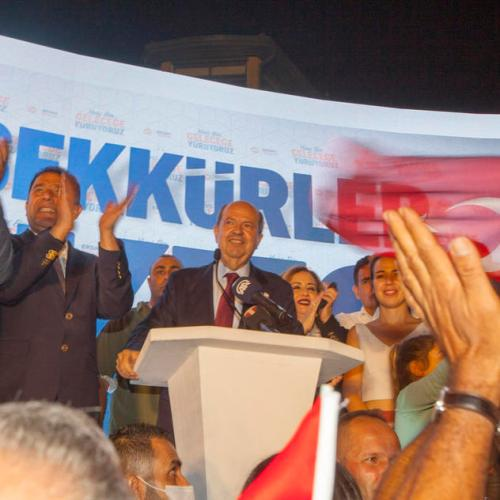 EU reacts to Turkish Cypriot Community leader's Ersin Tatar's election