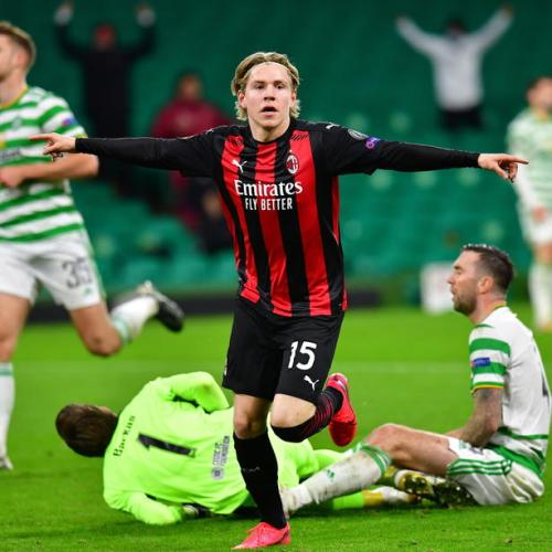 Europa League – Milan win at Celtic, Alkmaar stun Napoli, Spurs and Arsenal win