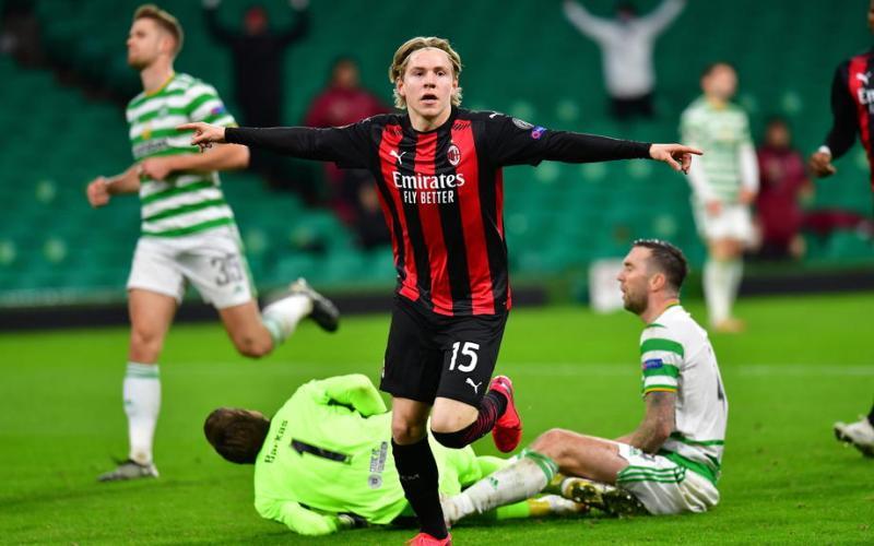 Europa League – Milan win at Celtic, Alkmaar stun Napoli, Spurs and Arsenal win