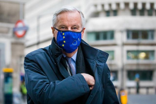 EU negotiator Barnier to extend visit until Wednesday