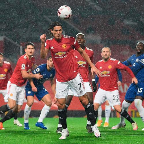Manchester United and Chelsea draw