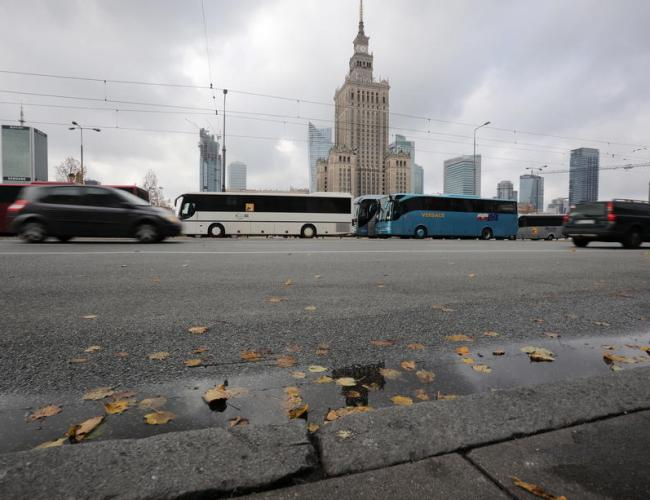 Poland reports daily record of new coronavirus cases