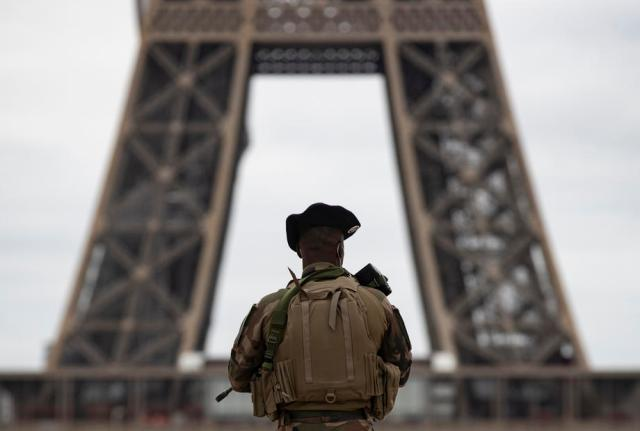 France strengthens up security at home, abroad