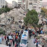 UPDATED: Six dead after powerful earthquake struck Turkey and Greece