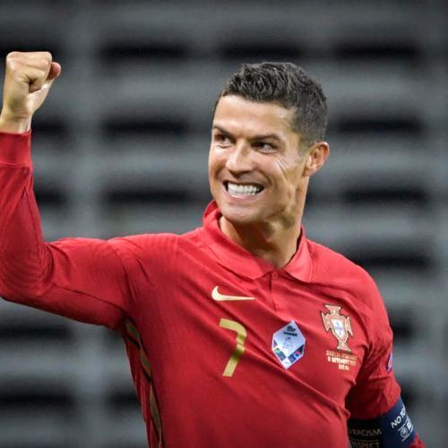 Cristiano Ronaldo out of quarantine