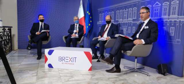 Malta's Government & Chamber urge people and businesses to prepare for all scenarios of Brexit