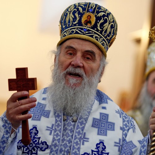Patriarch of Serbian Orthodox Church tests positive for COVID-19