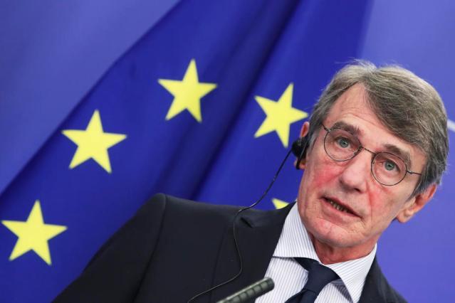 EU parliament president urges EU mechanism for sea rescues