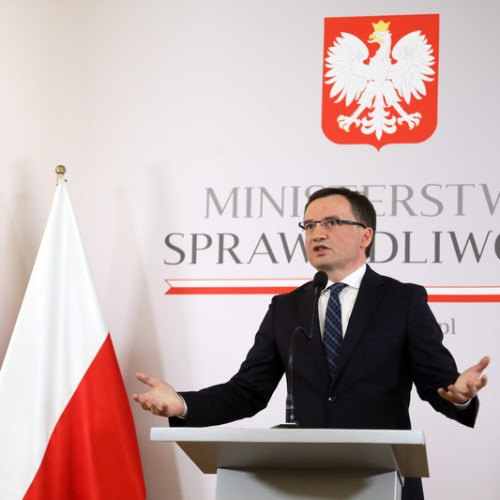 Poland should veto EU budget, Justice Minister says