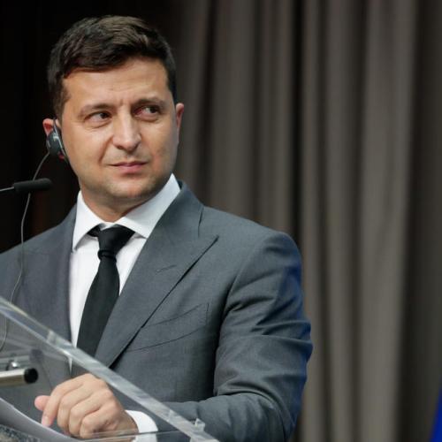 Ukraine president Zelenskiy hospitalised due to COVID-19