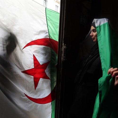 Algeria votes on revised constitution