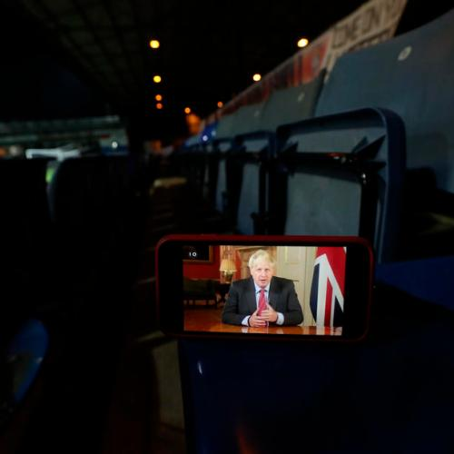 UK PM Johnson to govern via video conferencing