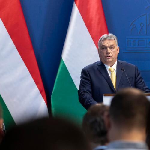 Hungarian PM says to extend loan moratorium, cut local business tax