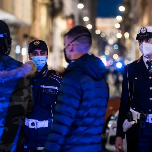 Italy daily coronavirus cases, deaths fall slightly