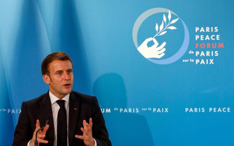 France demands Pakistan rectifies Macron Nazi jibe