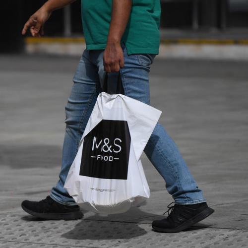 Britain's M&S blames Brexit for closing French food stores