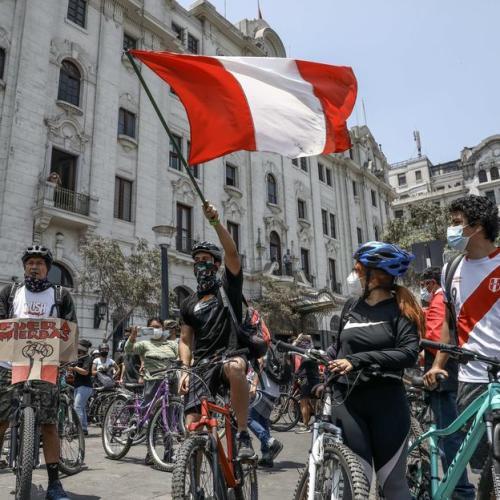 Peru in turmoil