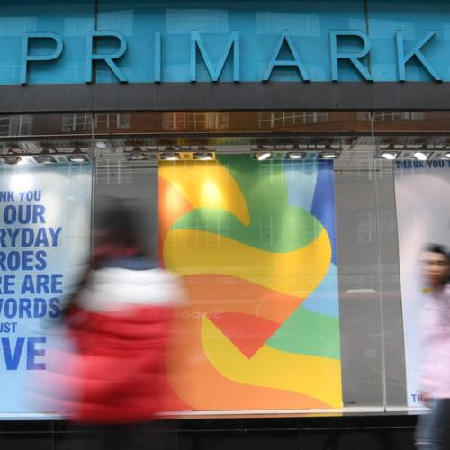 Primark-owner sees 375 mln stg loss of sales from lockdowns