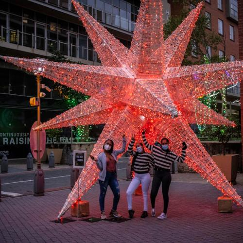 Photo Story: Johannesburg lights up for Christmas