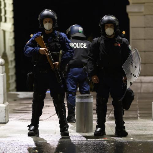 Shooting incident in Swiss town of Biel