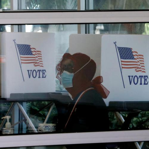 Red mirage, blue mirage: Beware of early U.S. election wins