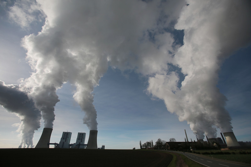 Eastern countries hold out for more cash on EU climate deal