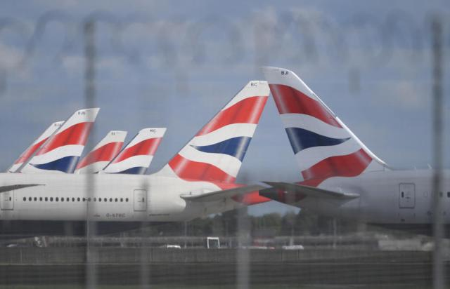 Britain and U.S. sign aviation deal for post-Brexit flights