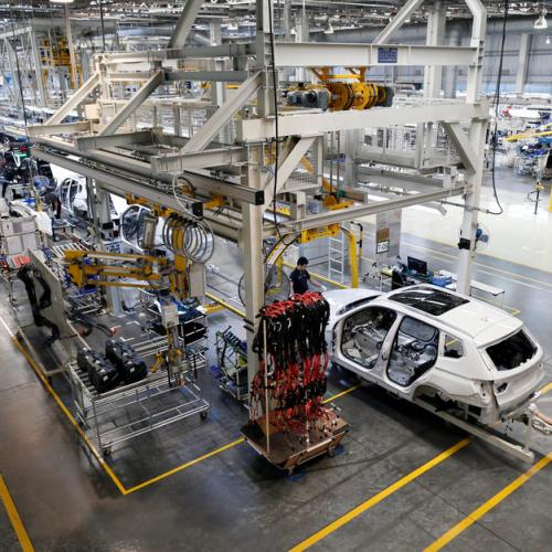 UK car output falls 18% in October amid COVID-19 hit