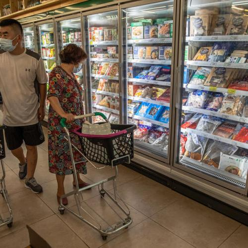 China to carry tests on cold-storage facilities
