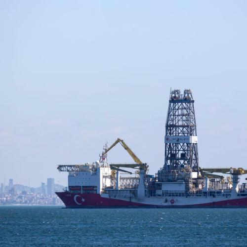 Turkey says it begins drilling in second Black Sea borehole