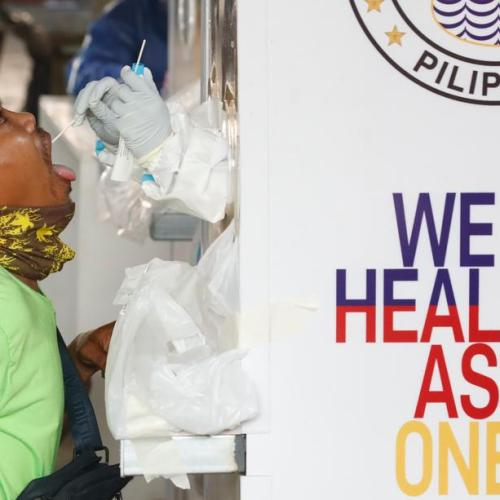 Philippine health care worker hopes COVID-19 vaccines will revive overseas job dream