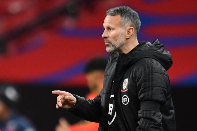 Welsh manager Ryan Giggs denies assaulting girlfriend