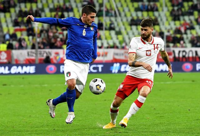 Italy stand-in coach Evani loses count of absentees for Poland match