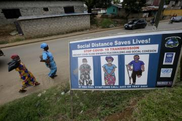 COVID-19 cases surge in Africa, less than 0.8% of people fully vaccinated