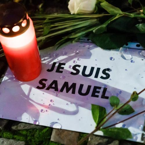 Dutch teacher in hiding after discussing killing of French teacher Samuel Paty