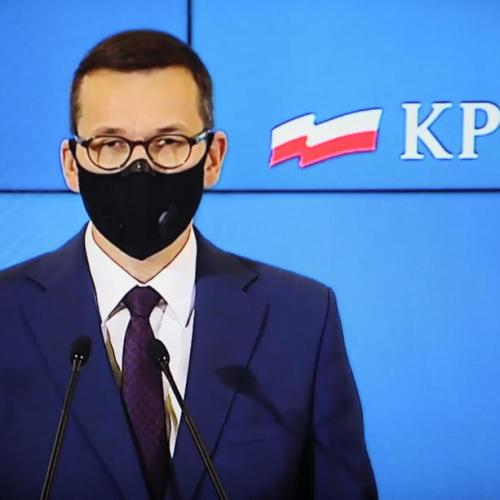 Polish PM says national quarantine possible if virus keeps spreading