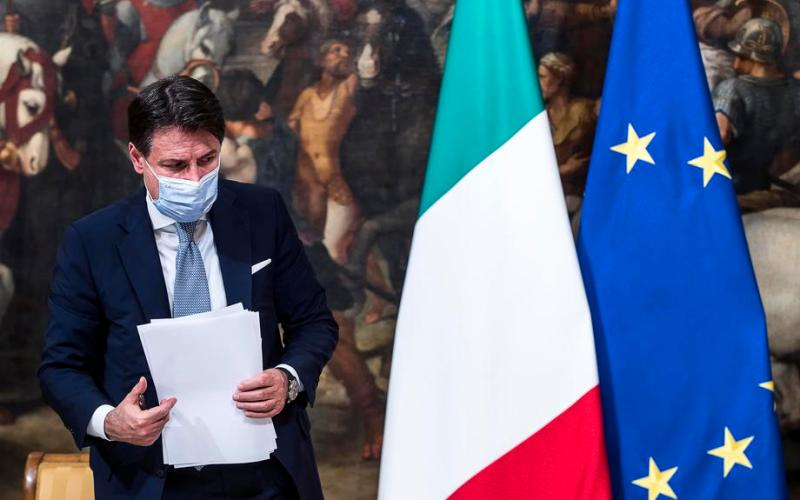 Italy approves new stimulus package to aid ailing business