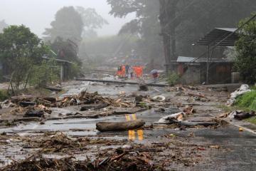Storm Eta's death toll near 150